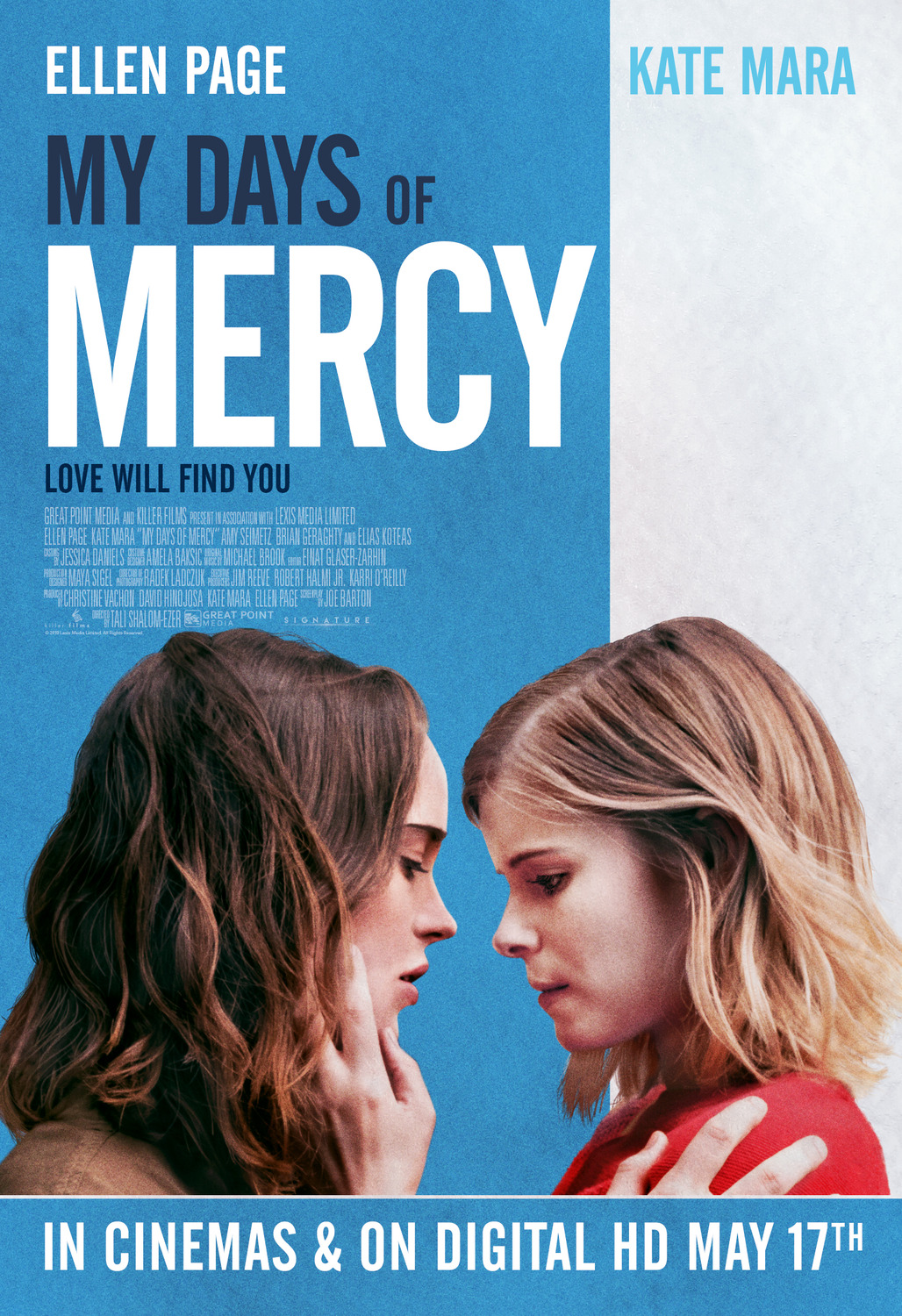 My Days Of Mercy 2017 Imdb