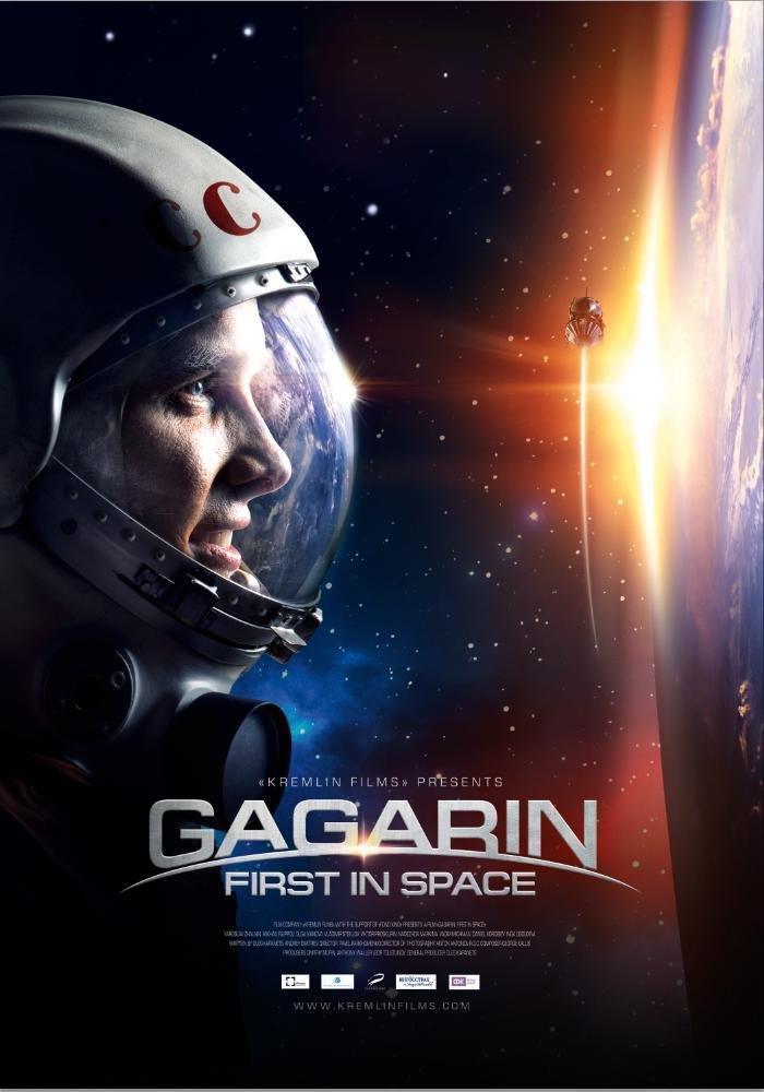 GAGARINAS: PIRMASIS ŽMOGUS KOSMOSE (2013) / Gagarin. Pervyy v kosmose