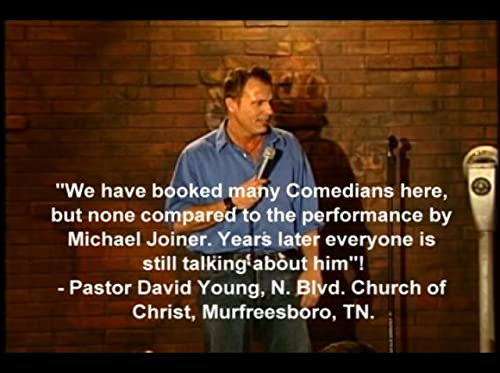 Actor/Comic Michael Joiner Stand up Comedy demo