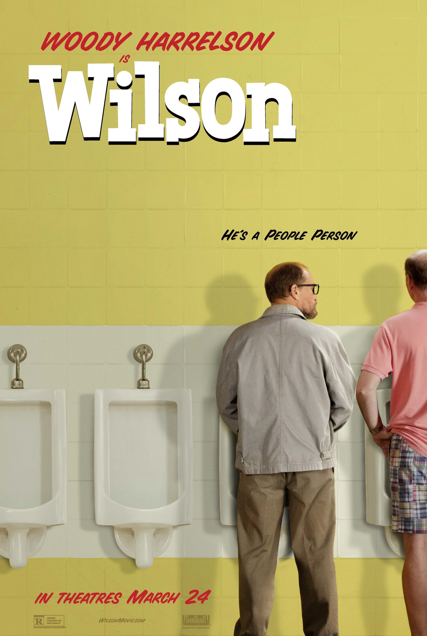 Woody Harrelson in Wilson (2017)