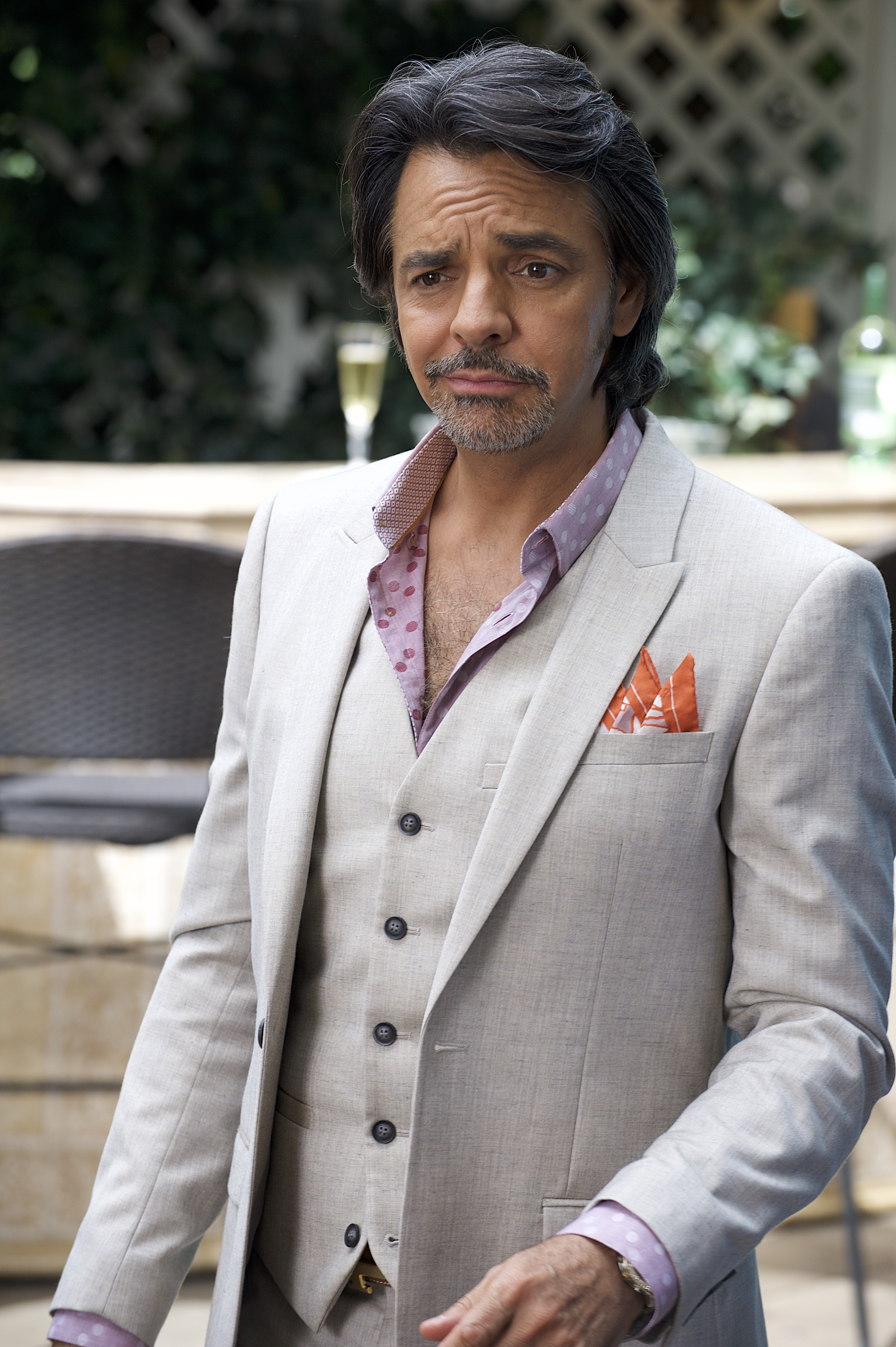 Eugenio Derbez in How to Be a Latin Lover (2017)