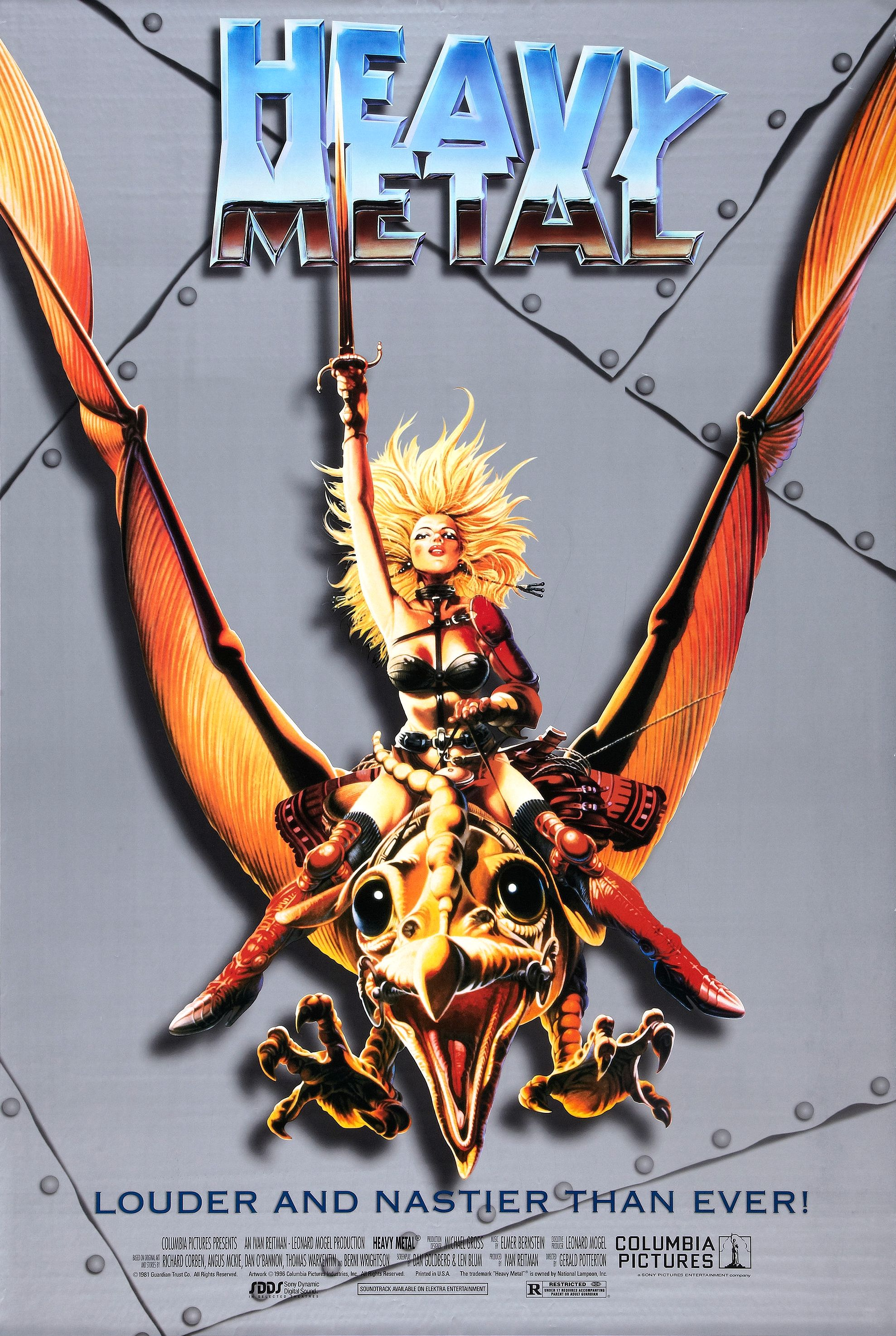 heavy metal 2000 movie online free