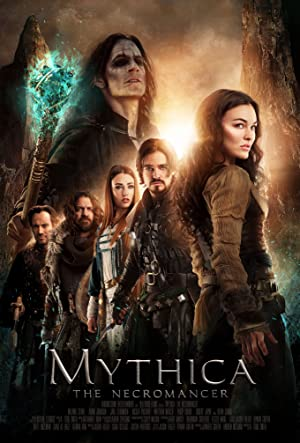 Mythica: The Necromancer Poster
