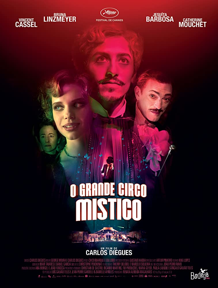 O Grande Circo Místico cкачать через торрент в HD