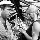 Iva Janzurová and Vladimír Mensík in Kam slunce nechodí (1971)