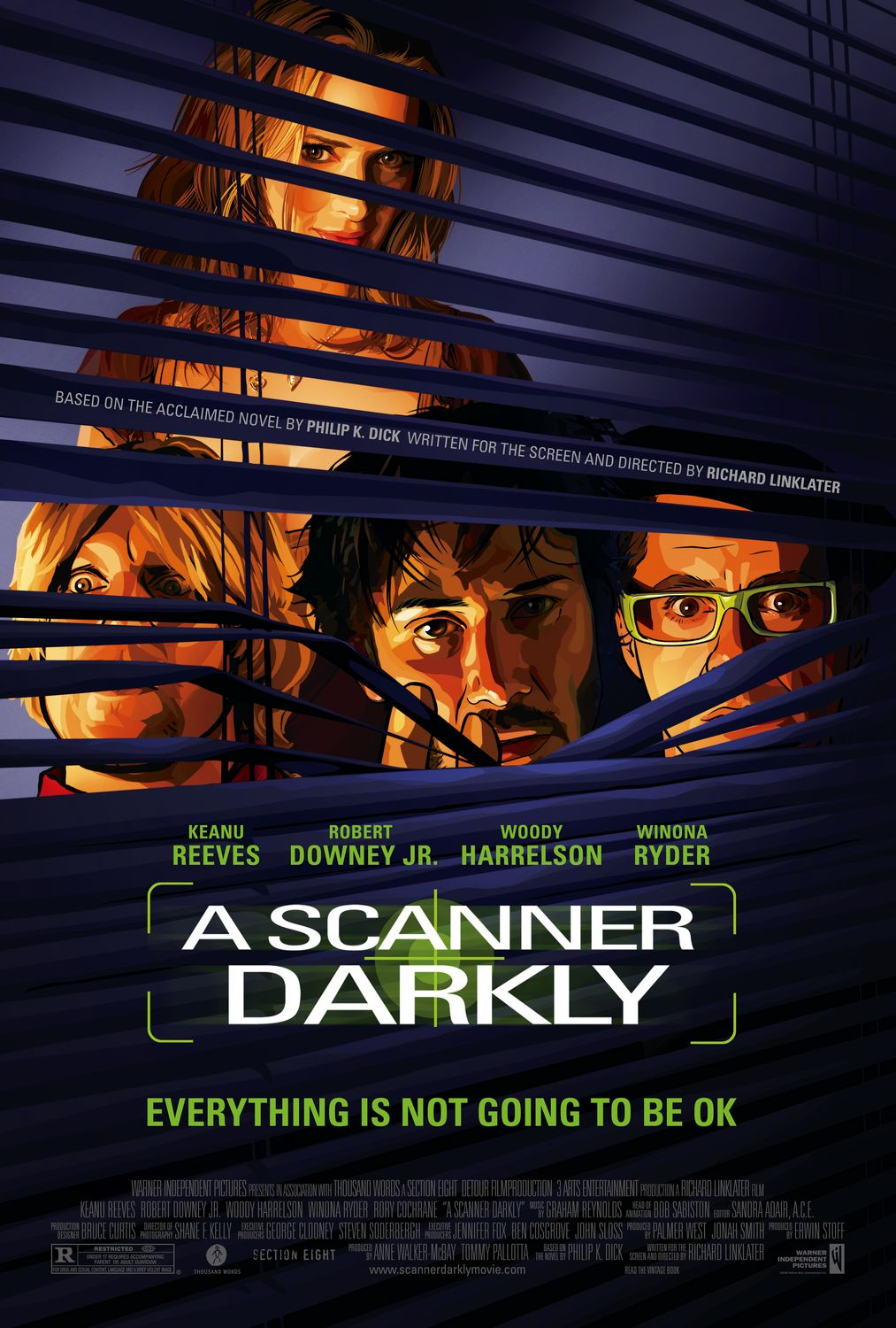 A Scanner Darkly (2006) BluRay 480p, 720p & 1080p