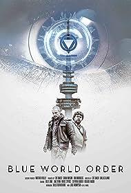 Stephen Hunter and Jake Ryan in Blue World Order (2017)