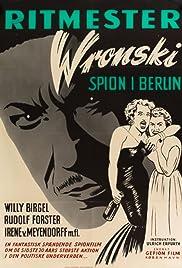 Rittmeister Wronski Poster