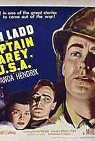 Captain Carey, U.S.A. (1950) Poster - Movie Forum, Cast, Reviews
