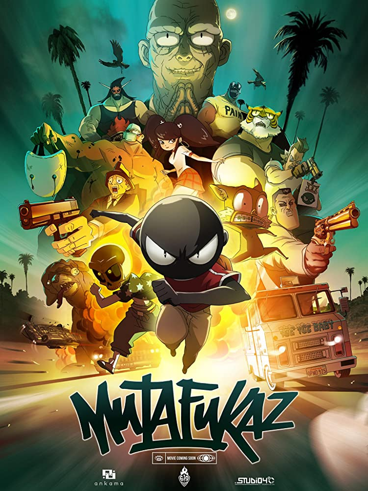 Film Mutafukaz (2018) Streaming VF