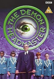 The Demon Headmaster Poster