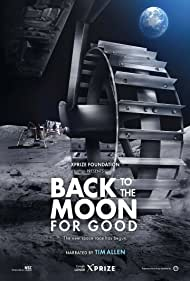 Back to the Moon for Good: Planetarium Dome Show (2013)