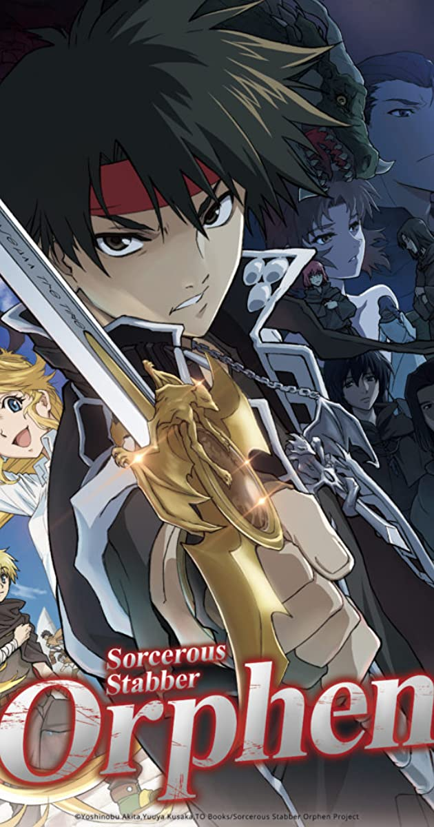 Download Sorcerous Stabber Orphen or watch streaming online complete episodes of  Season1 in HD 720p 1080p using torrent
