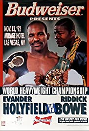 Evander Holyfield vs. Riddick Bowe Poster
