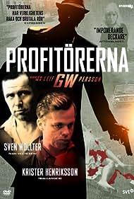 Krister Henriksson and Sven Wollter in Profitörerna (1983)