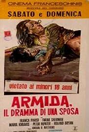 Armida, il dramma di una sposa Poster