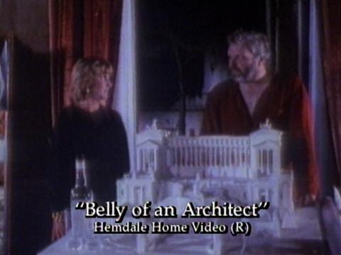 The Belly Of An Architect 1987 Imdb