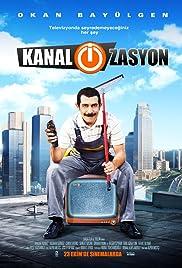 Kanal-i-zasyon Poster