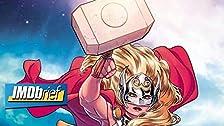 """Come Thor diventa una dea per """"Love & Thunder"""""""