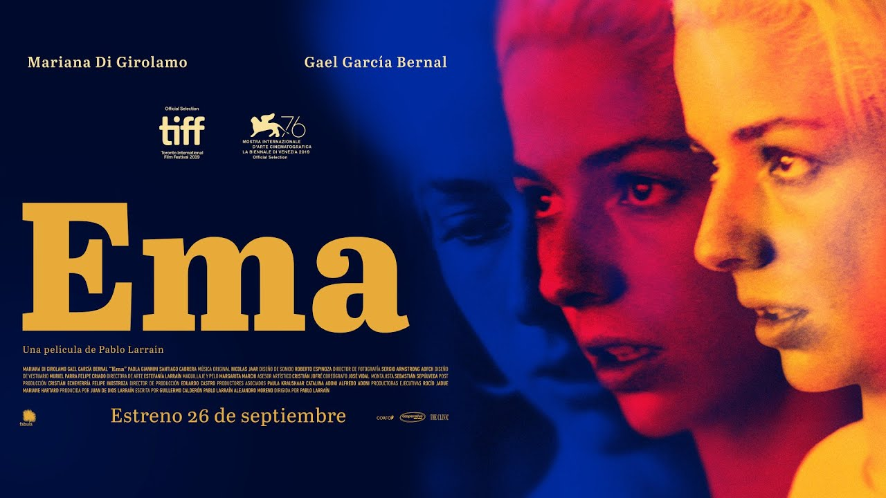 Mariana Di Girólamo in Ema (2019)