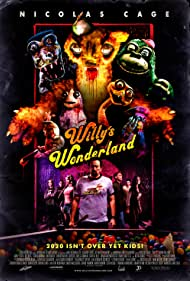 Nicolas Cage in Willy's Wonderland (2021)