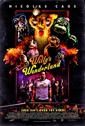 Download Willys Wonderland Full Movie