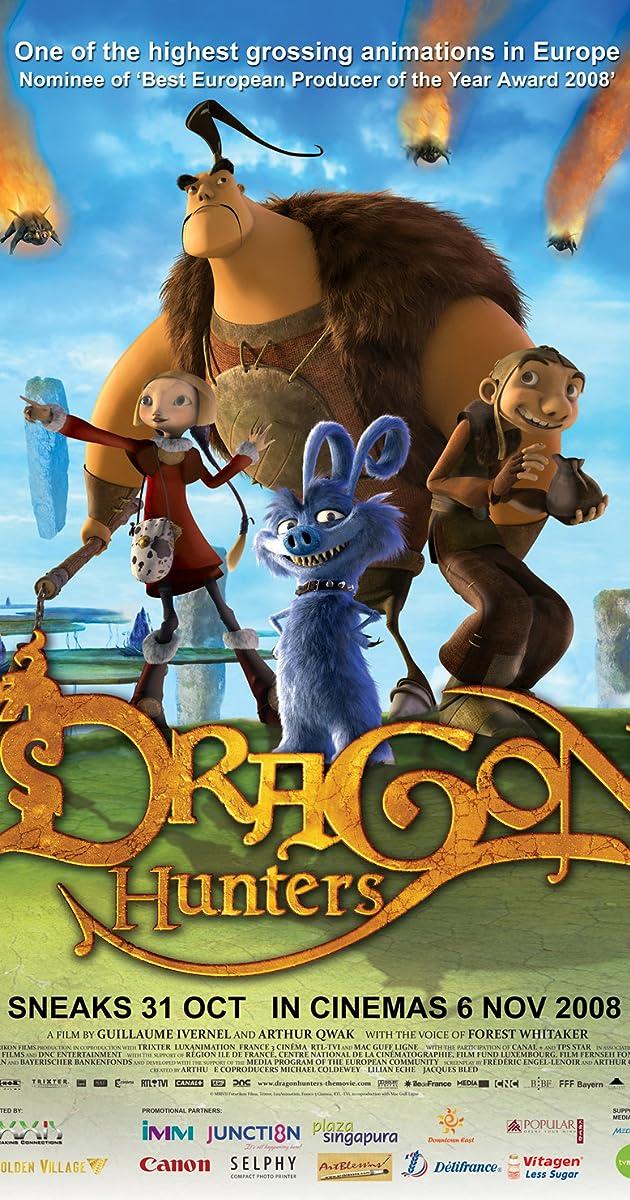 Hiệp Sĩ Săn Rồng - Dragon Hunters (2008)