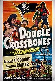 Double Crossbones (1951) Poster - Movie Forum, Cast, Reviews