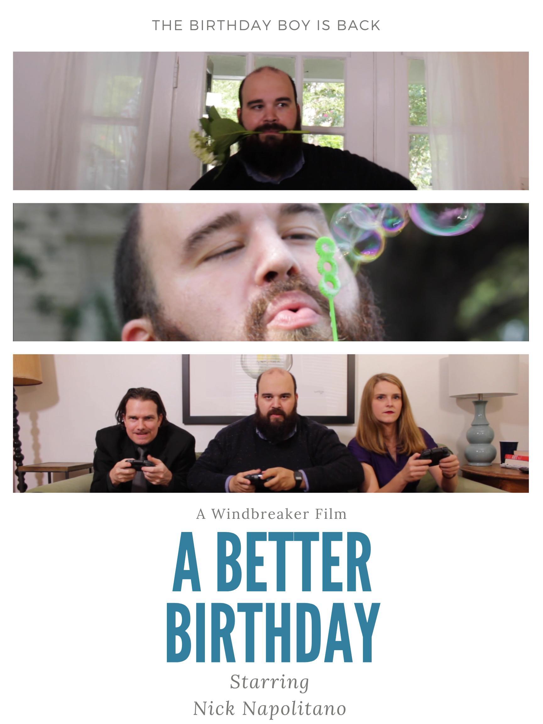 دانلود زیرنویس فارسی فیلم A Better Birthday