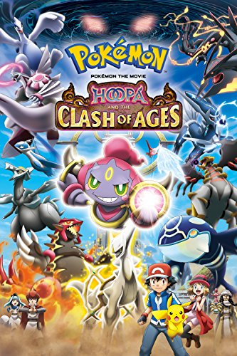 Pokemon The Movie Hoopa And The Clash Of Ages 2015 Imdb