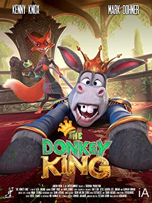 The Donkey King Poster