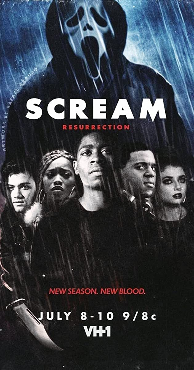 Scream Die Serie