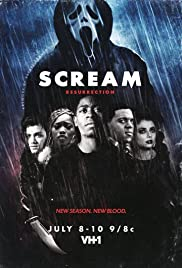 Scream: The TV Series Poster