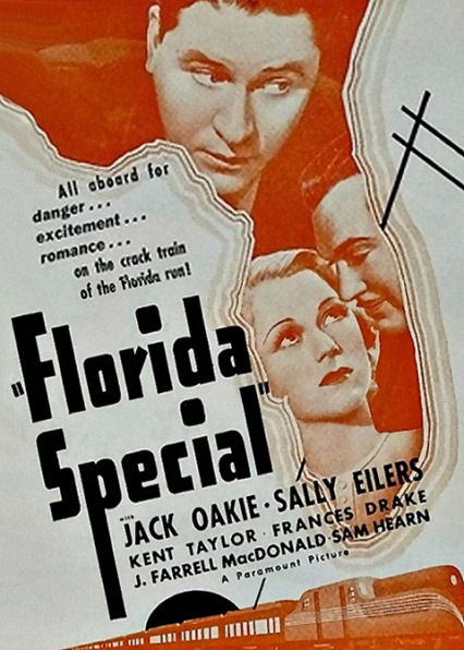 Sally Eilers, Jack Oakie, and Kent Taylor in Florida Special (1936)