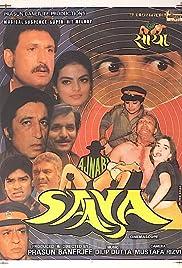 Ajnabi Saaya Poster