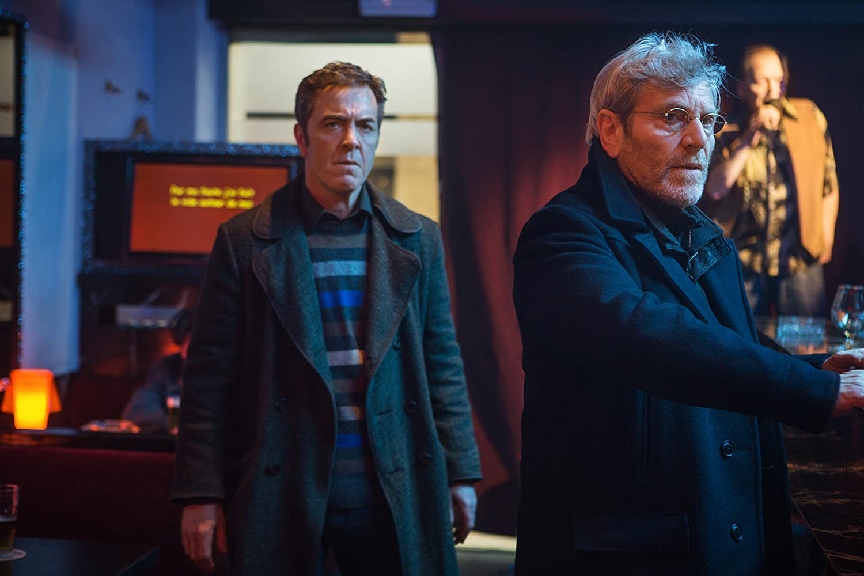 Tchéky Karyo and James Nesbitt in The Missing (2014)
