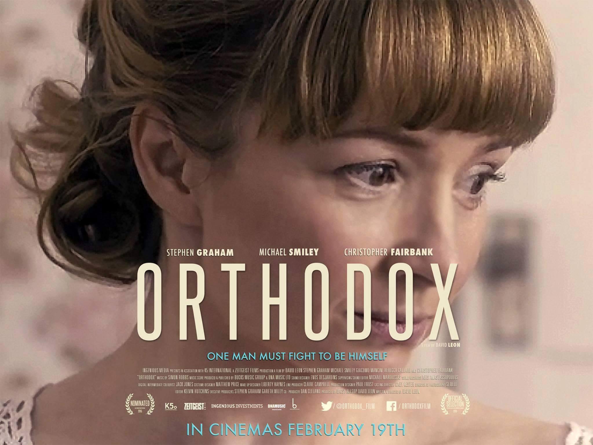 Rebecca Callard in Orthodox (2015)