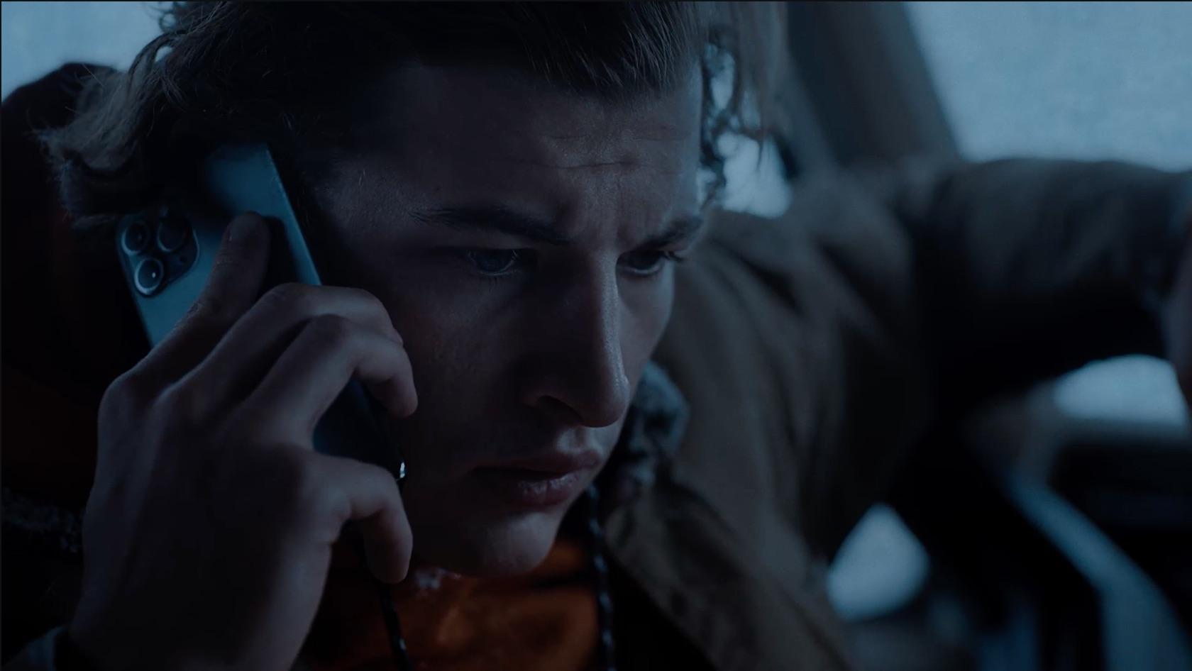 Tye Sheridan in Wireless (2020)