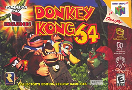Donkey Kong 64 torrent