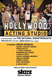 Hollywood Acting Studio Poster