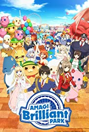 Amagi Brilliant Park Poster