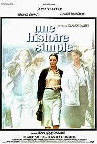 Une histoire simple Poster - Movie Forum, Cast, Reviews