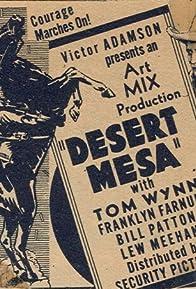 Primary photo for Desert Mesa