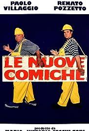 Le nuove comiche(1994) Poster - Movie Forum, Cast, Reviews