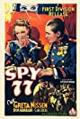 Spy 77 (1933) Poster