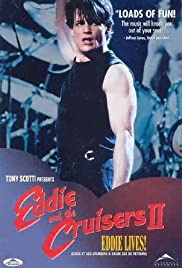 Eddie and the Cruisers II: Eddie Lives! Poster