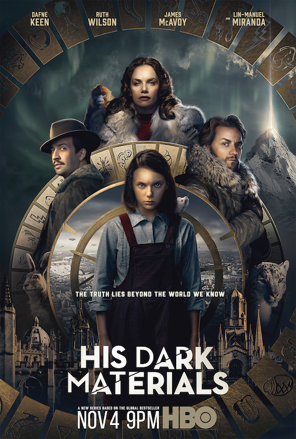 JO TAMSIOSIOS JĖGOS (1 Sezonas) / HIS DARK MATERIALS Season 1