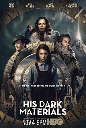 Assistir His Dark Materials Online Gratis