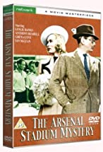 Primary image for The Arsenal Stadium Mystery