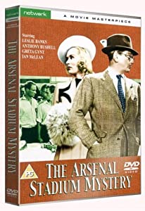 Watch online latest hollywood movies The Arsenal Stadium Mystery [Quad]